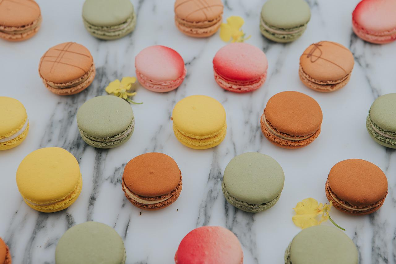 картинки как выглядят печеньки макарон было первым утюгом