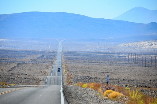 San Bernardino County, Death Valley