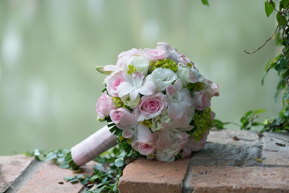 Hochzeit Blumen Blumen Dekoration Kostenloses Foto Auf Pixabay