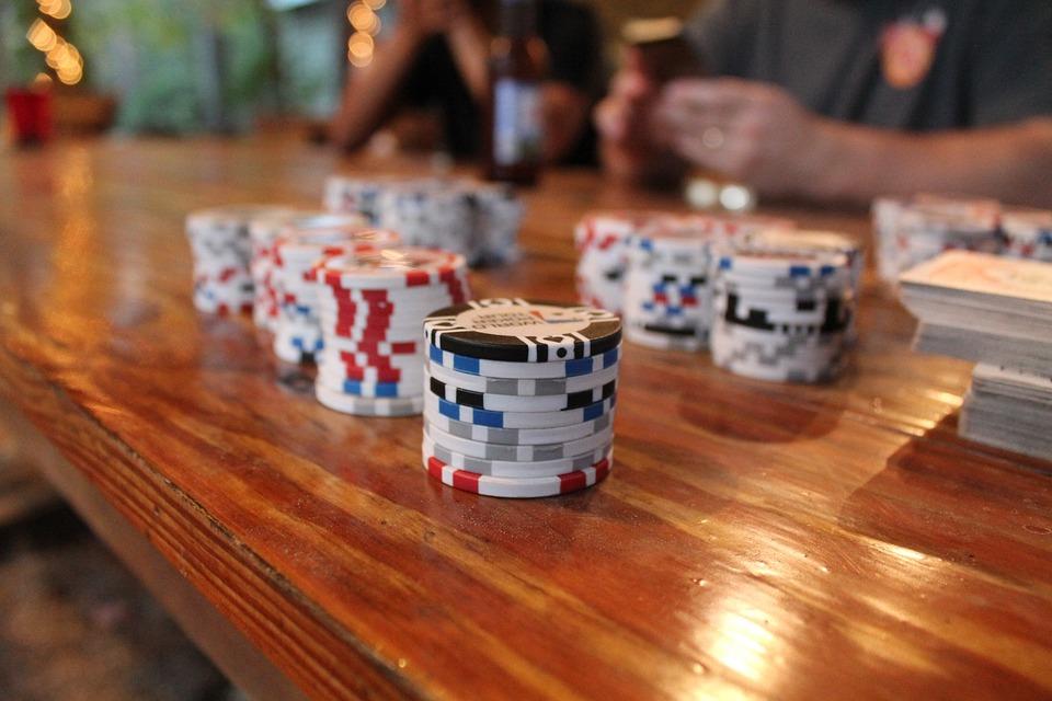 Покер, Покер Чипове, Карти, Игра, Хазарта, Хазарт