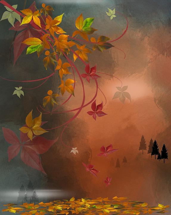 Seasons, November, Autumn, Season, Nature, Leaves