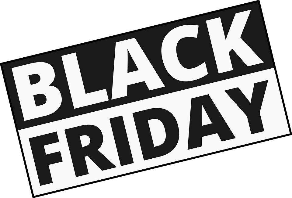 Black Friday Free Vector Graphic On Pixabay