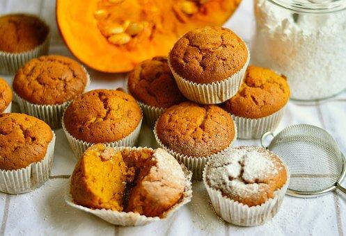 Time Saving Pumpkin Muffins and ADD