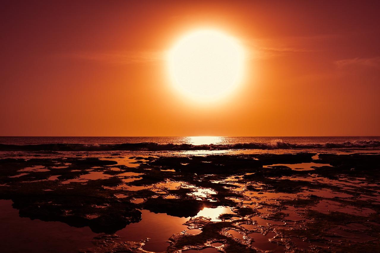 Картинки на закате солнца