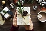 box, card, celebrate