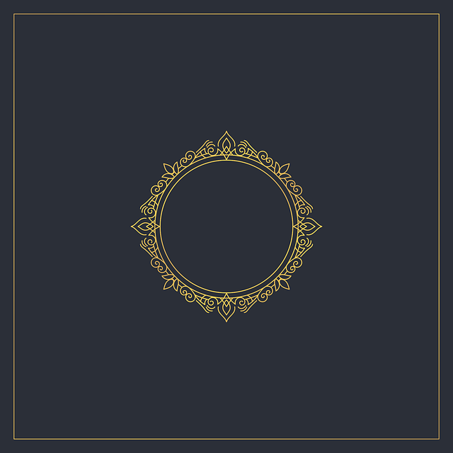 monogram vector logo  u00b7 free vector graphic on pixabay