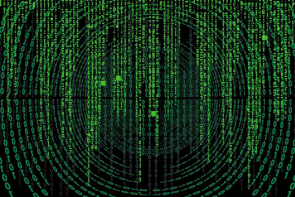 Matrice, Communication, Logiciel, Pc, Virus, Ordinateur