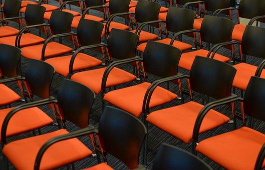 Asientos, Orange, Congreso, Vacío