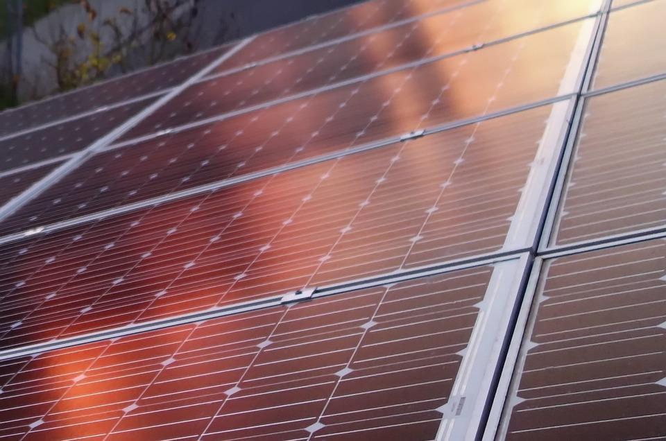 fotowoltaika, panele słoneczne