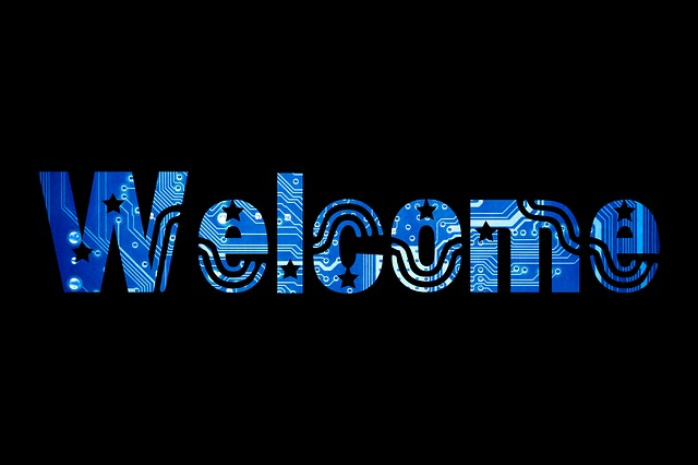 Welcome Text Design 183 Free Image On Pixabay