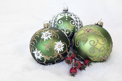 Christmas Bauble, Advent, Christmas Time