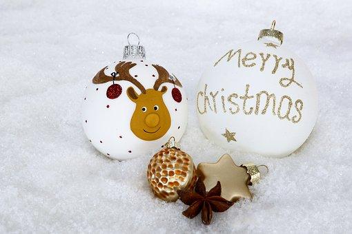 Weihnachtskugel, Advent, Weihnachtszeit