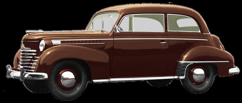 Opel, Olympia, Limousine, 2-Door
