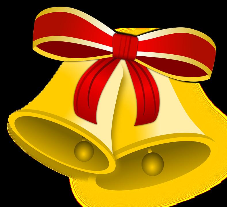 Weihnachtsdeko Klingel.Glocken Weihnachten Weihnachtsdeko Kostenlose Vektorgrafik Auf Pixabay
