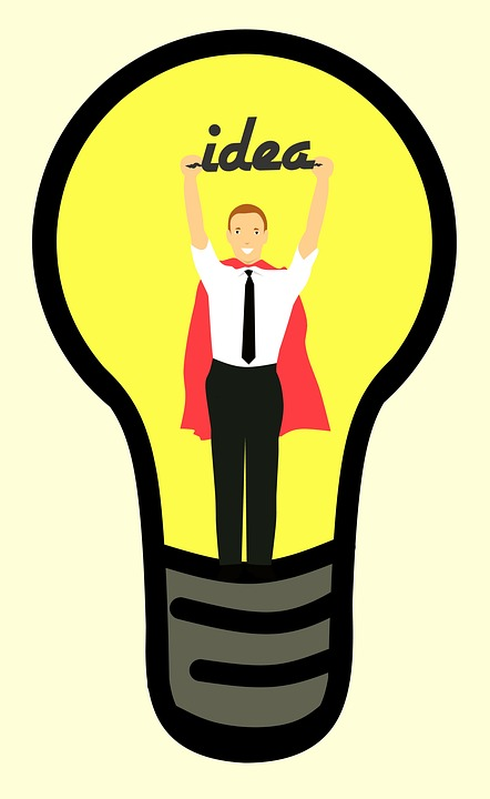 businessman idea lightbulb cartoon 183 free image on pixabay