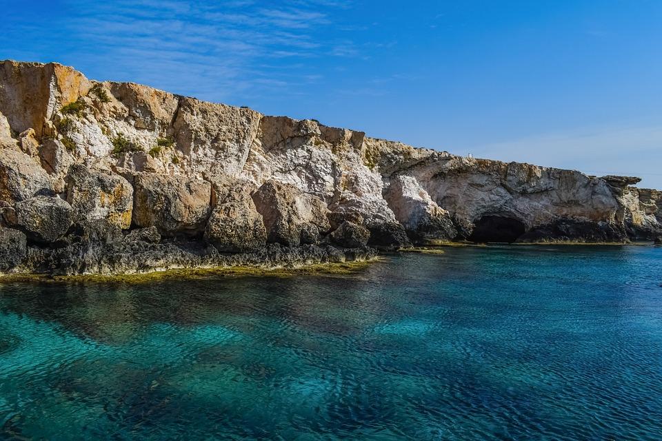 海蚀洞, 石, 侵蚀, 地质学, 形成, 风景, 悬崖, 自然, 情人的桥梁