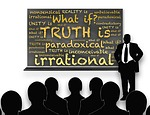 paradox, truth, irrational