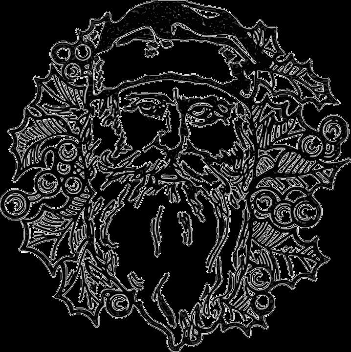 Pai Natal Papai Noel Feliz Imagens Grátis No Pixabay
