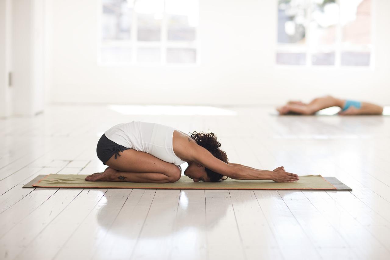 Yoga Childs Pose | Child Yoga Pose