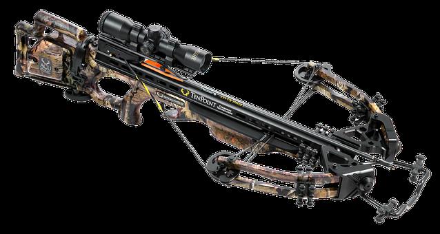 Crossbow, Weapon, Sport Weapon, Arrow
