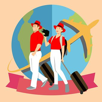 Traveling Agency, Around The World