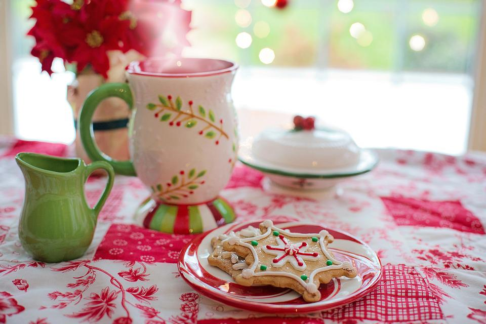 Christmas Cookies Hot Chocolate Free Photo On Pixabay