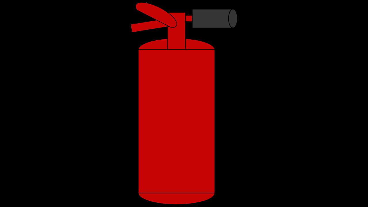Огнетушитель детский картинки