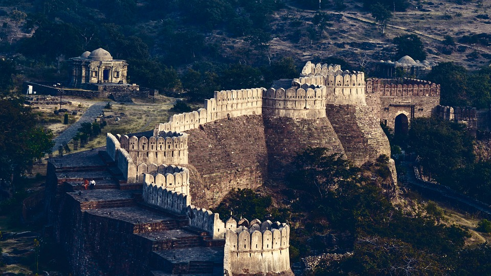 Kumbhalgarh Fort in Udaipur