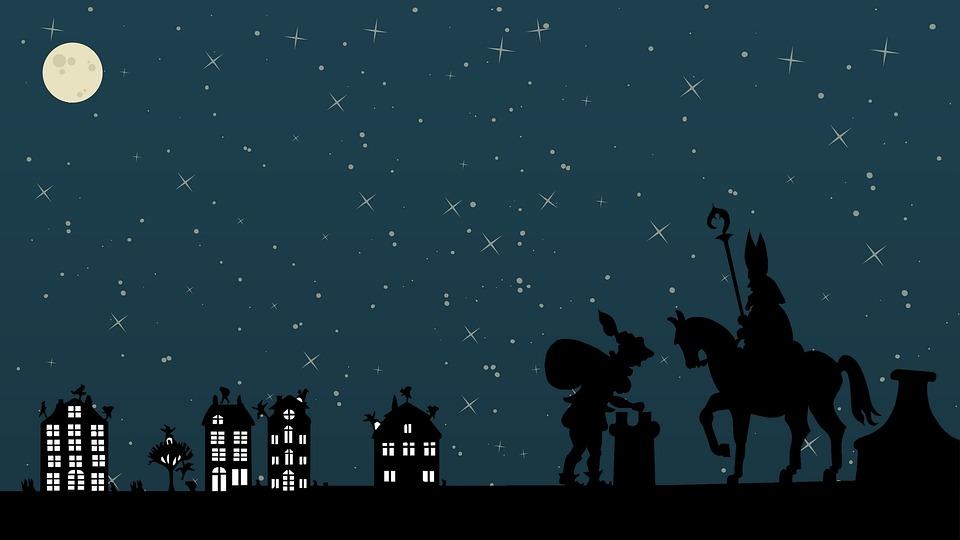 Sinterklaas, Zwarte Piet, Sint Nicolaas, Piet