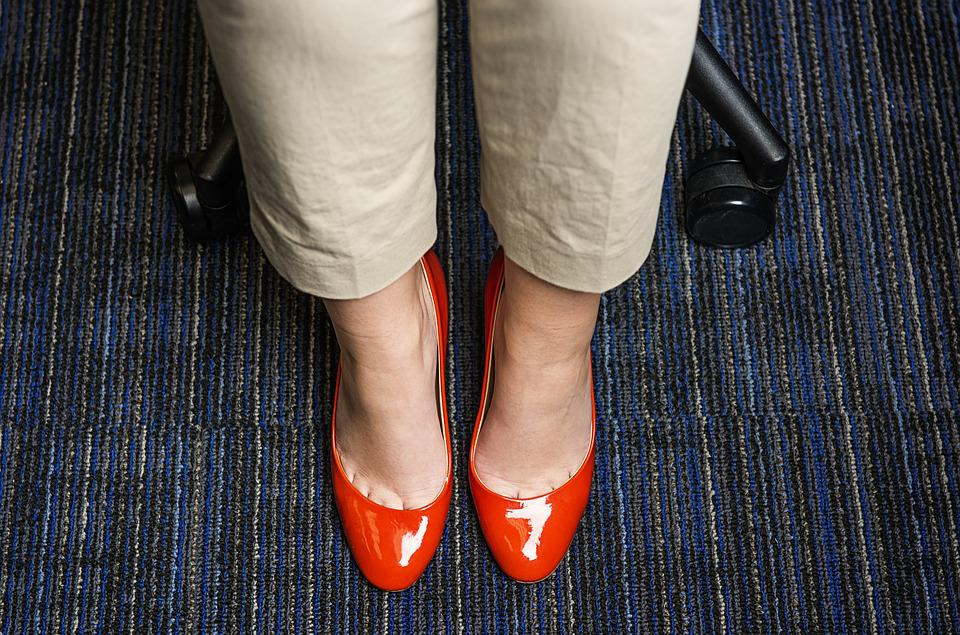 Red Shoes Work - Free photo on Pixabay