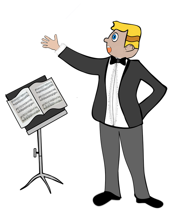 Нарисованный певец картинки
