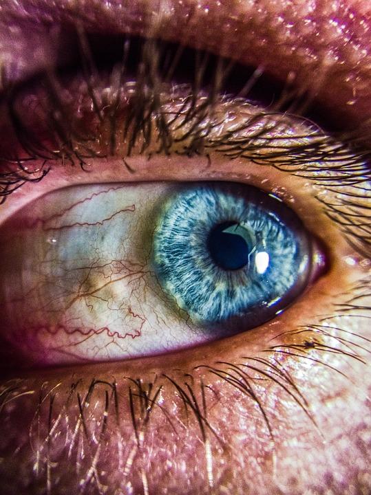 Один глаз ниже другого на фотографиях вас призывают