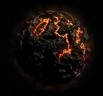 planet, apocalypse, space