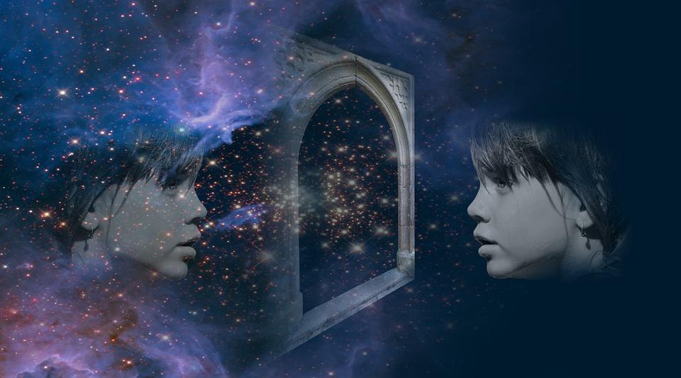 Mirroring, Immagine Speculare, Specchia, Proiezione