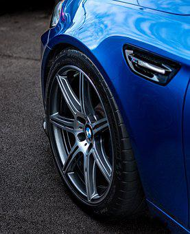 Bmw M5, F10, Wheel, Competition Pack