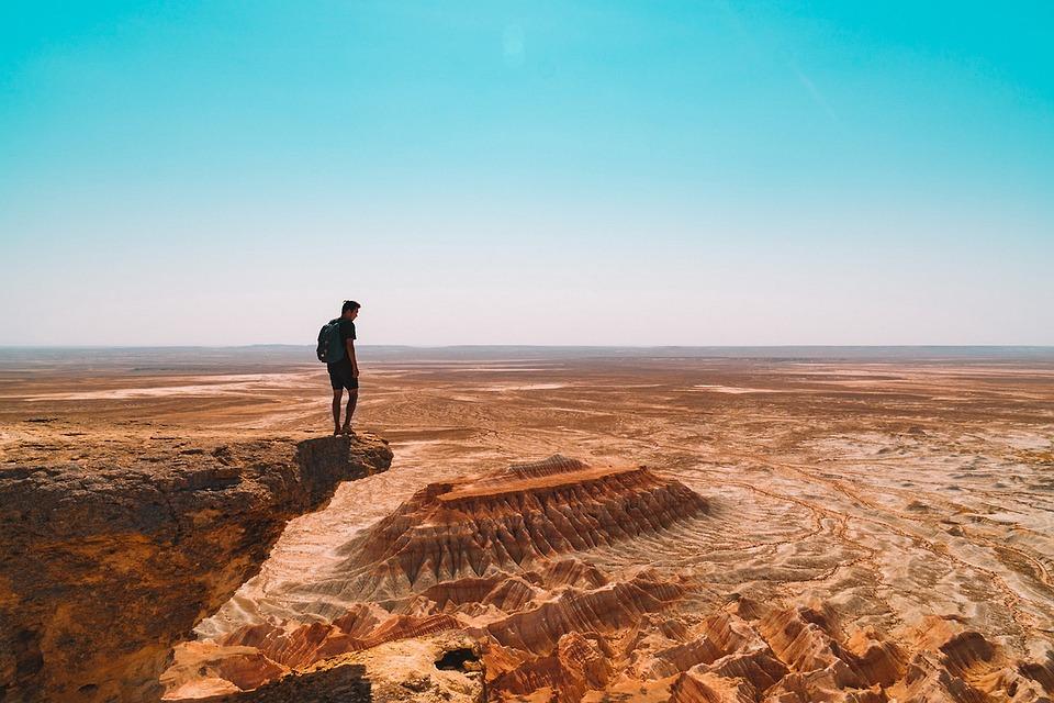 Free Photo Desert Landscape Dry Geology Free Image On