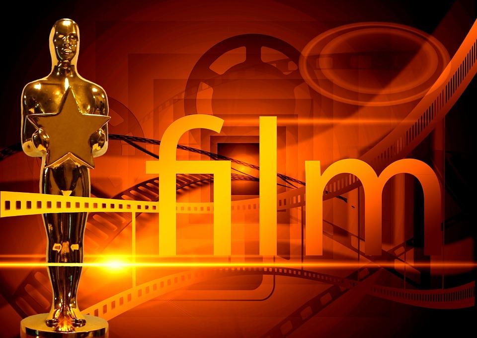 賞を受賞, 良い映画, トロフィー, 競争, カップ, ビデオ, 映画