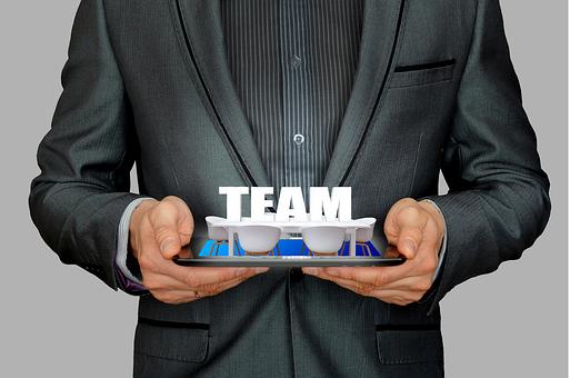 実業家, チーム会議, 仕事, 忙しい会議, 会議, 起業家, コンピューター