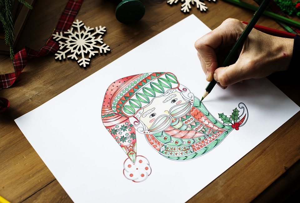 Adultos Para Colorear Arte · Foto gratis en Pixabay