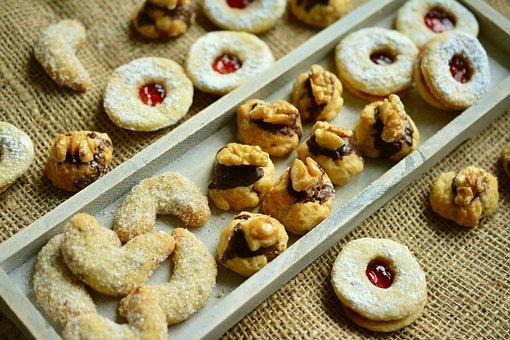 Cookie, Christmas Cookies, Baked, Bake