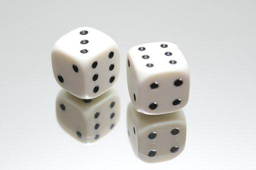 Dice, Eyes, Luck, Game, Gamble, Play
