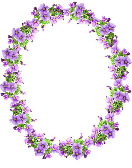 Chalk Transparent Border: Frame Border Mauve · Free Photo On Pixabay