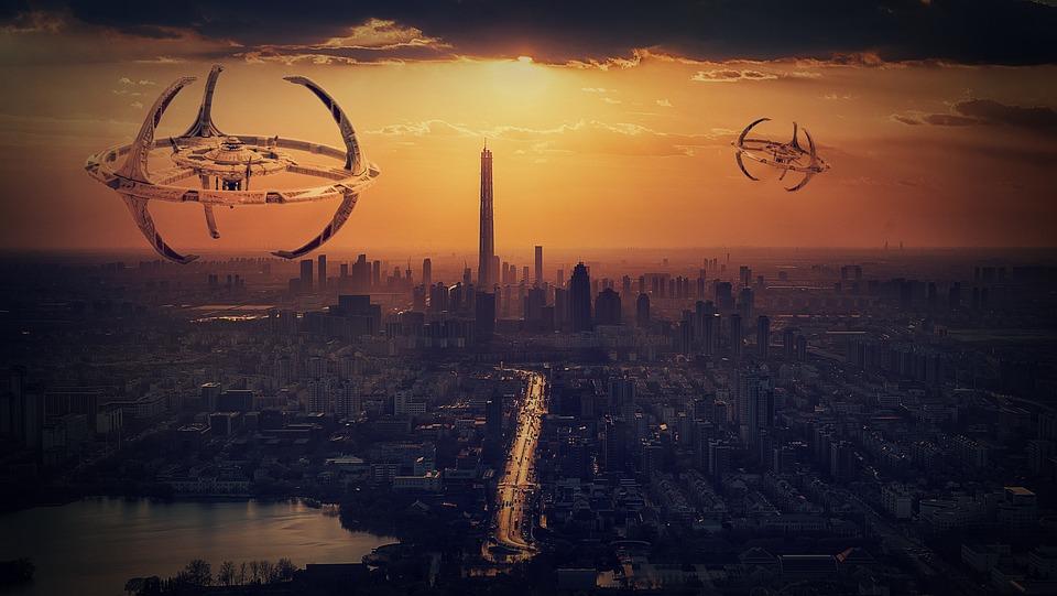 science fiction alien fantasy free photo on pixabay