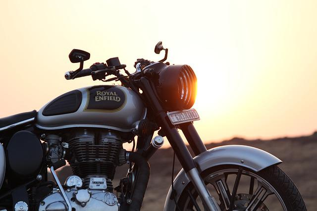 royal enfield bullet bike 183 free photo on pixabay