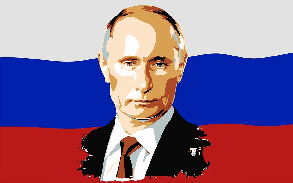 Putin, The President Of Russia, Policy, Government