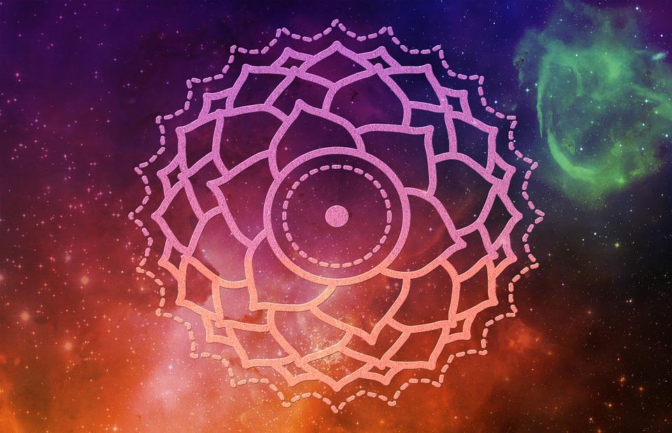 Chakra, Crown Chakra, Spiritual, Esoteric, Healing