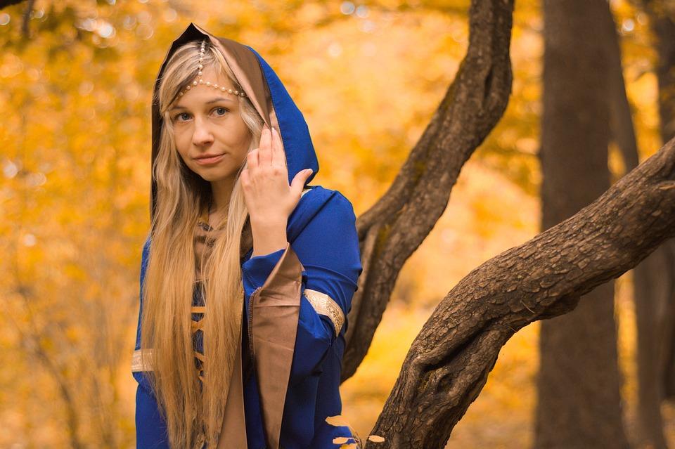 Příběh, Víla Les, Magie, Kouzelnice, Čarodějnice