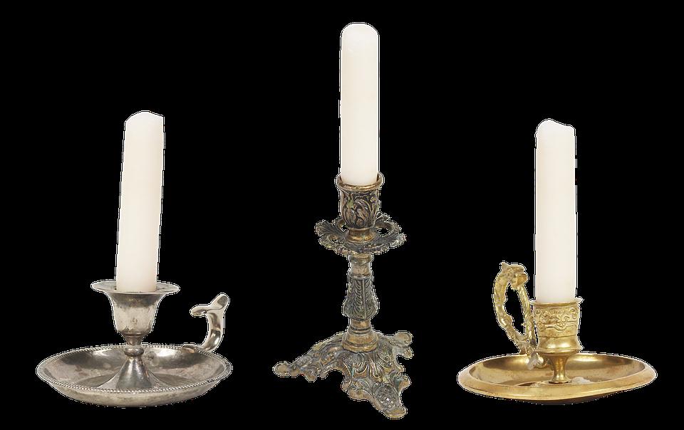 Kerzenhalter Kronleuchter Kerzen - Kostenloses Foto auf Pixabay