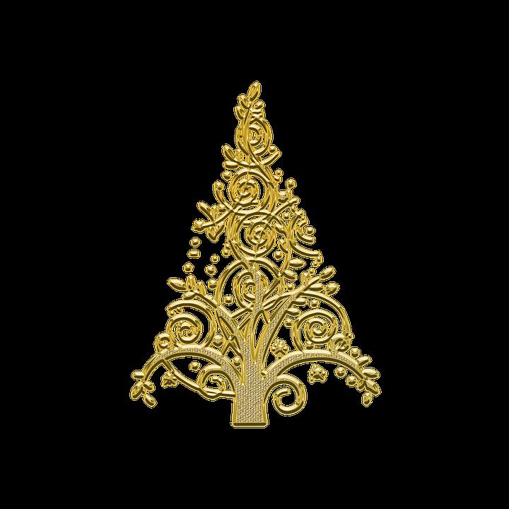 Navidad Nochevieja Árbol De · Imagen gratis en Pixabay