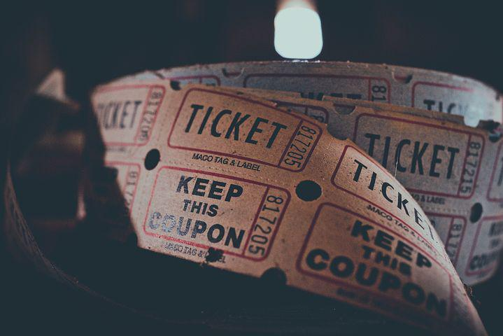 Ticket, Coupon, Admission, Carnival